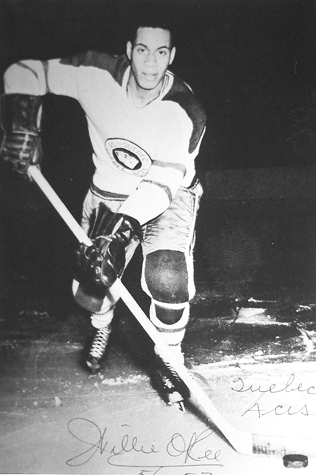 a biography of willie eldon oree born in fredericton new brunswick Find willie o'ree stats, teams, height, weight, position: winger.